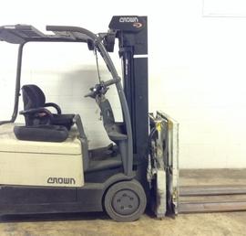 Used Crown 3 WheelForklift