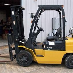Used Utilev Forklift