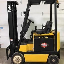 Used Yale Forklift