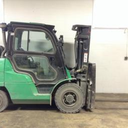 Used Mitsubishi Forklift