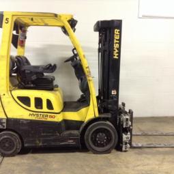 Used Hystedr Forklift