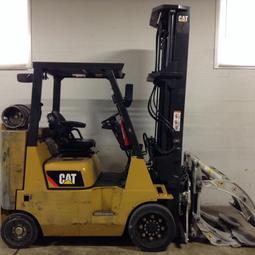 Used Cat Forklift