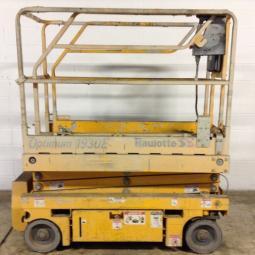 Used Haulotte Scissorlift