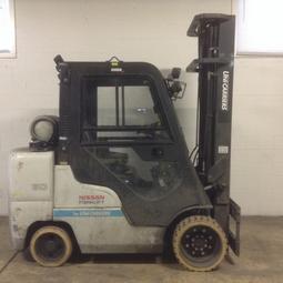 Used Nissan Forklift