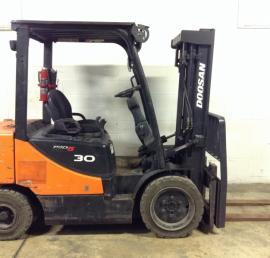 Used Doosan Forklift