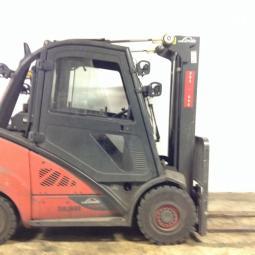 Used Linde Forklift